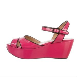 ❤️❤️ Salvatore Ferragamo platform sandals ❤️❤️